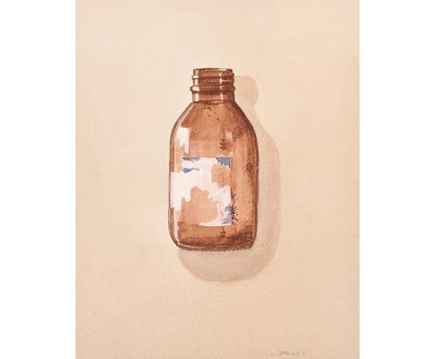 Ocean Artefact (Bottle Study 1)