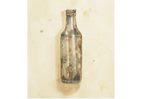 Untitled Study (Old Bottle)