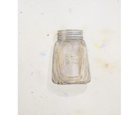 Untitled Study (Glass Jar)